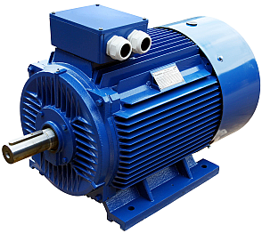 0.37kW Three Phase Motor, 4-pole