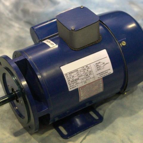 Milling machine motors