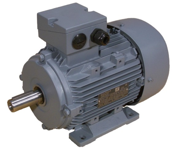 0.18kW Three Phase Motor, 4-pole