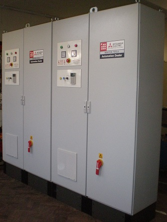 75KW Inverter Control Panel